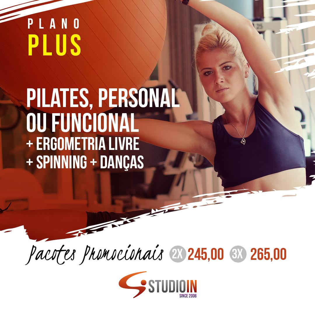 Plano Plus: para você que quer sempre mais!