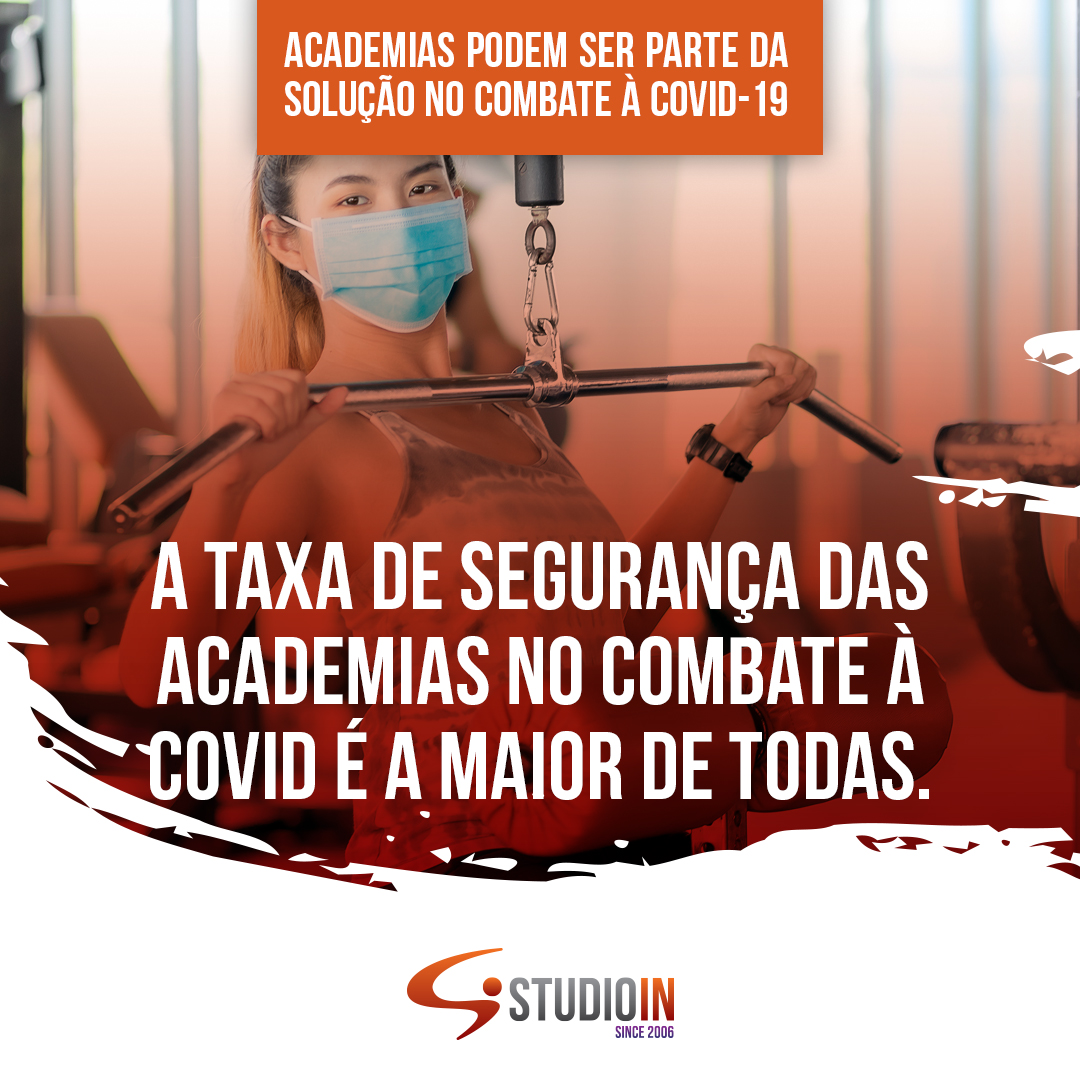 Academias podem ser parte da solução no combate à Covid-19 – Taxas