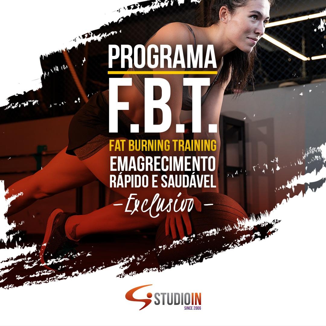 Programa F.B.T – Fat Burning Training